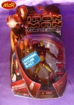 Iron Man Hot Zone Armor (MOSC)
